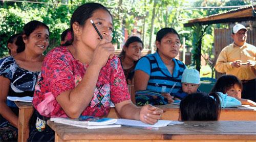 Con avances ininterrumpidos, Guatemala celebra el Día Internacional de la Alfabetización