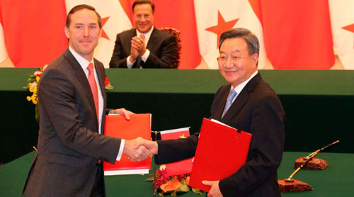 Panamá y Pekín abren negociación de TLC