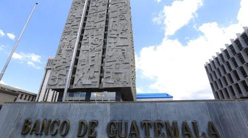 Economía de Guatemala crece 3.2% en junio