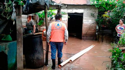 Atienden 175 incidentes por época lluviosa