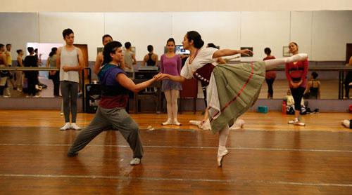 El Ballet Nacional de Guatemala celebra con su público