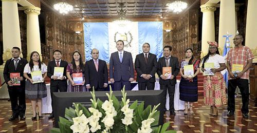 Presentan programa de Innovación Educativa con pertinencia cultural en Guatemala