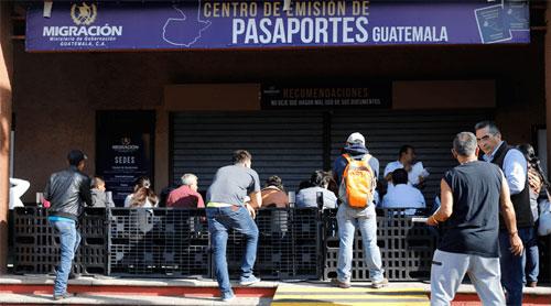 Centros de emisión de pasaportes estarán cerrados por fiestas patrias
