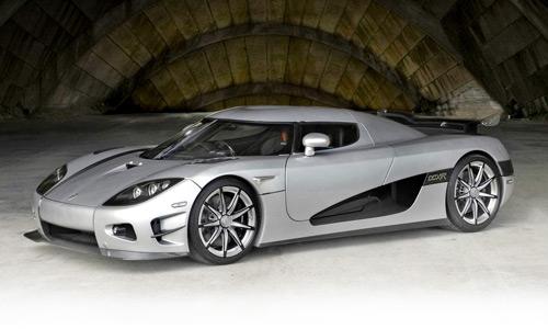 Koenigsegg ccxr - Auto muy caro