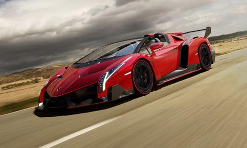 El Lamborghini mas caro: Veneno