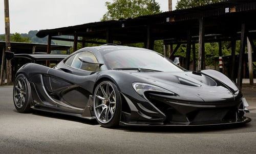 McLaren P1LM honeroso
