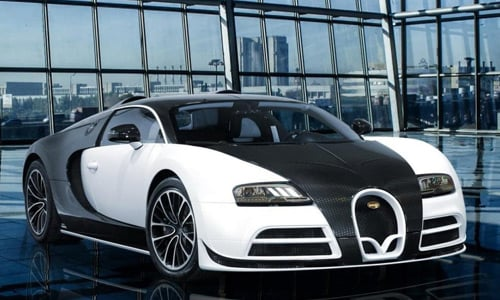 Bugatti Veyron carisimo