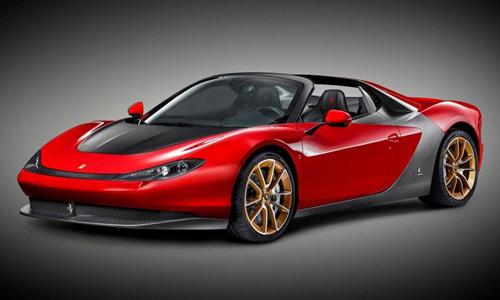 Ferrari Pininfarina Sergio cuesta muchisimo dinero