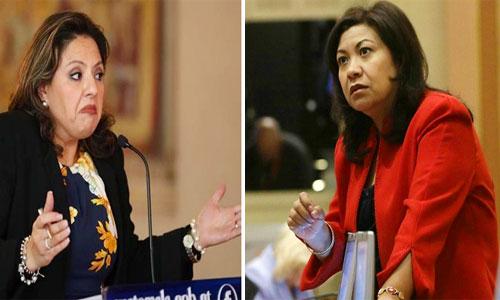 Norma Torres se pronuncia ante la expulsión de 11 funcionarios de CICIG.