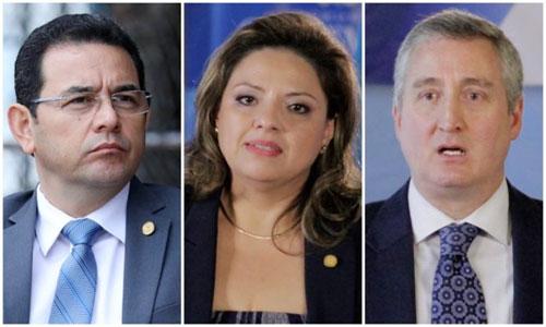 Gobierno expulsa del país a 11 funcionarios de la CICIG.