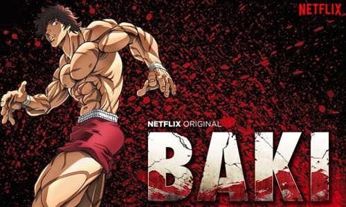 Baki Temporada 02 Audio Latino