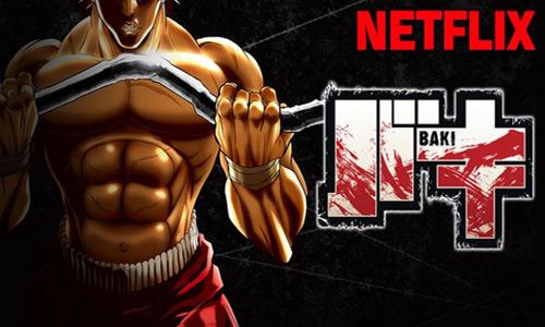Baki 2a temporada por Netflix