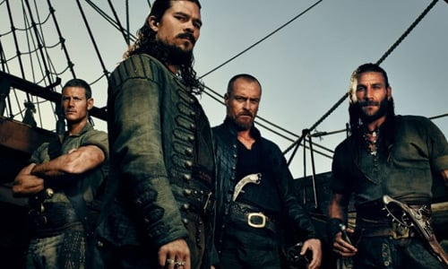Black Sails temporada 5
