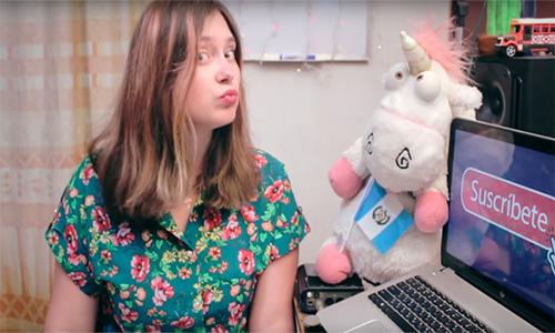 Las cosas raras de Guatemala que sorprenden a Anna la ucraniana.