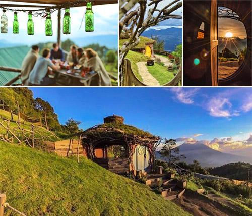 Hobbitenango, Guatemala