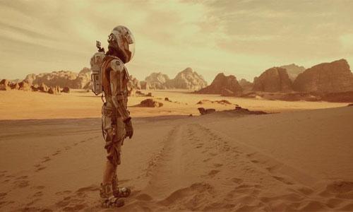 La radiación quitará dos años y medio de vida a los que vuelen a Marte
