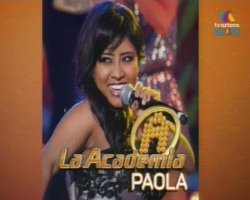 Disco de Paola Chuc
