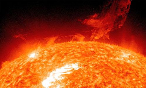 Descubren cuanto tiempo vivirá el Sol.