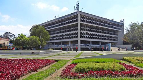 Biblioteca Central de la Universidad de San Carlos estará abierta las 24 horas