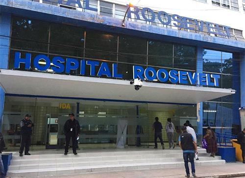 Irregularidad y desacuerdos persisten en el Hospital Roosevelt