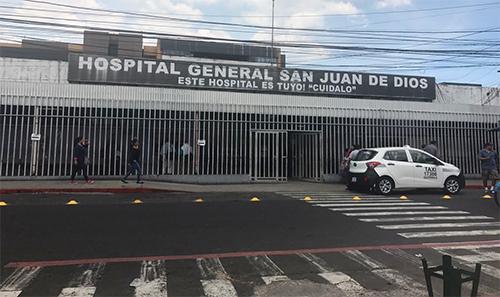 Proyecto de elevadores en Hospital General San Juan de Dios está a cargo de una empresa