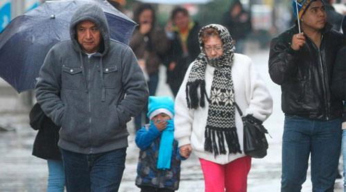 Pronostican frío y llovizna para el Día de Todos los Santos