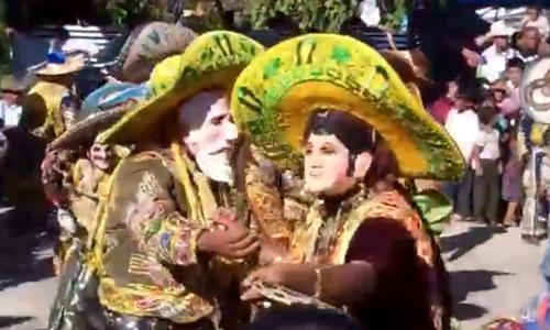 Baile de los Mexicanos