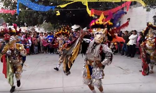 Baile de los Vaqueros en Guatemala