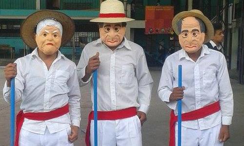 Baile de los Viejitos Guatemala