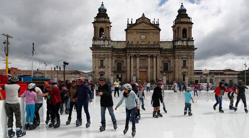 La magia de la Navidad llega al Centro Histórico