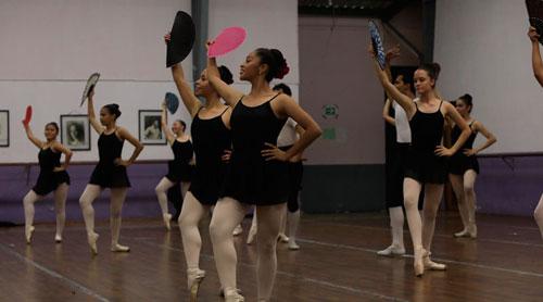 Escuela Nacional de Danza: elegancia, pasión y disciplina