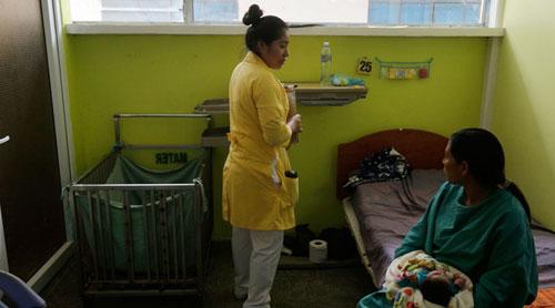 Realizarán encuesta de salud materna