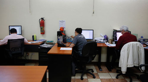 Día del Periodista en Guatemala