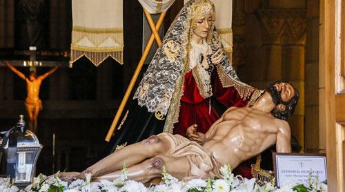 Conmemoran consagración de Jesús Nazareno de los Milagros