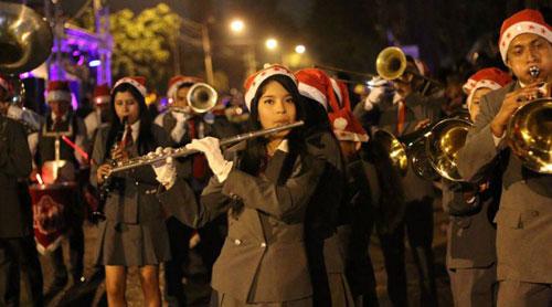 En Paseo de los Campeones recorrerá desfile navideño de Mixco