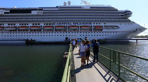 Turismo de cruceros se incrementa 20% en Guatemala