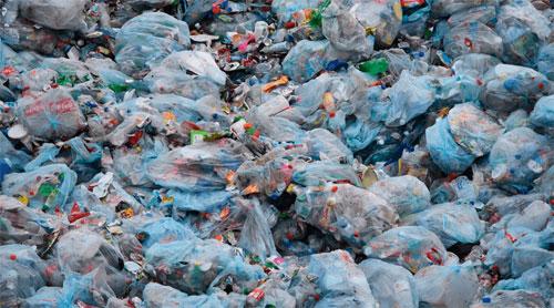 Santiago Sacatepéquez quiere que no se usen bolsas plásticas en su jurisdicción