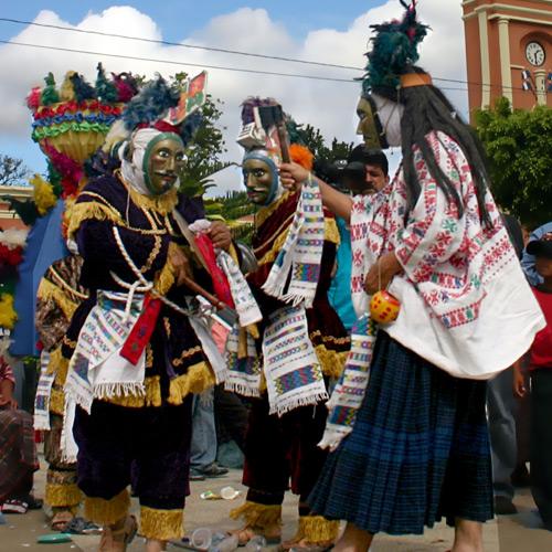 Danza Rabinal Achi