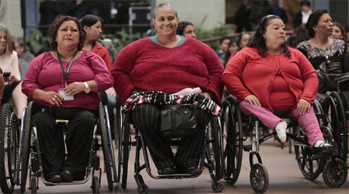 Día Internacional de las Personas con Discapacidad en Guatemala