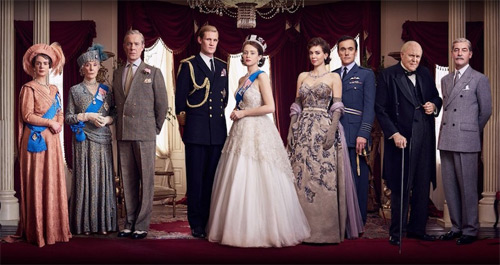 The Crown - Personajes