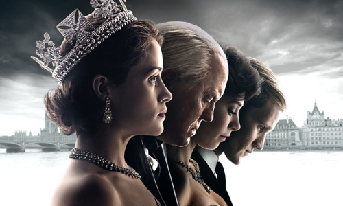 Serie The Crown por Netflix - Temporada 3