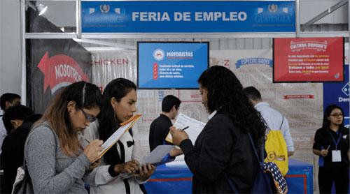 Invitan a Feria de Empleo en Jalapa Guatemala