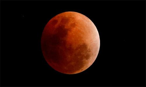 Eclipse Total de Luna se podrá ver desde Guatemala.