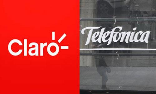 Claro compra a Telefónica en Guatemala.
