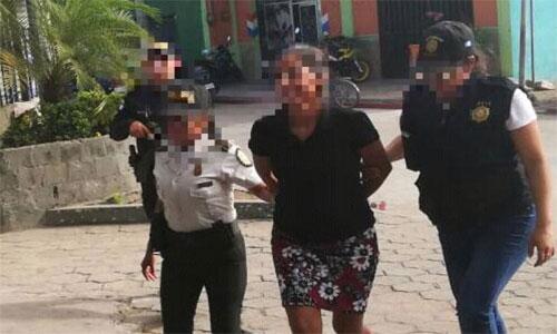 Mujer explotaba sexualmente a dos adolescentes en San Marcos.