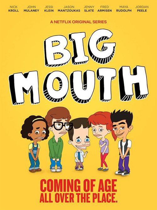 Big Mouth - Temporada 1