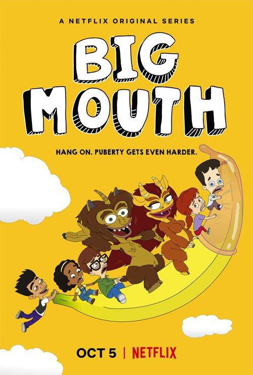 Big Mouth - Temporada 2
