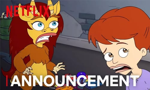 Big Mouth trailer temporada 3
