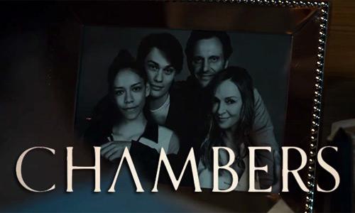 Actores y personajes de la serie Chambers