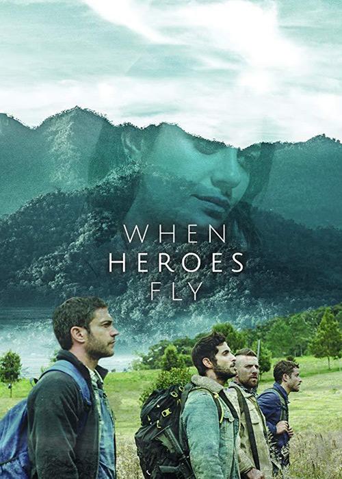 Cuando los héroes vuelan - Temporada 1